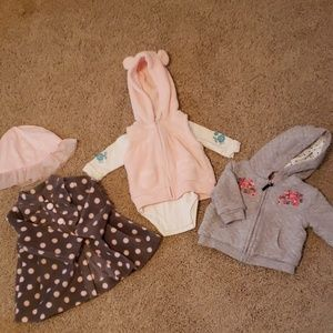 Little Girl Sweaters